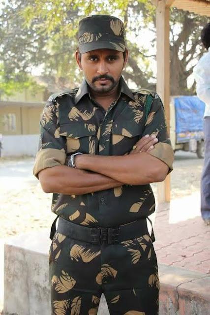 आर्मी ऑफिसर के किरदार में यश कुमार | Yash Kumar plays Army officer