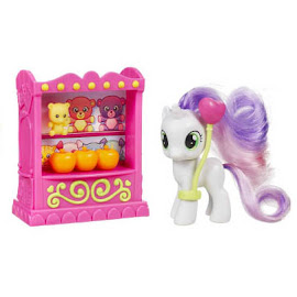 My Little Pony Fun at the Fair Sweetie Belle Brushable Pony