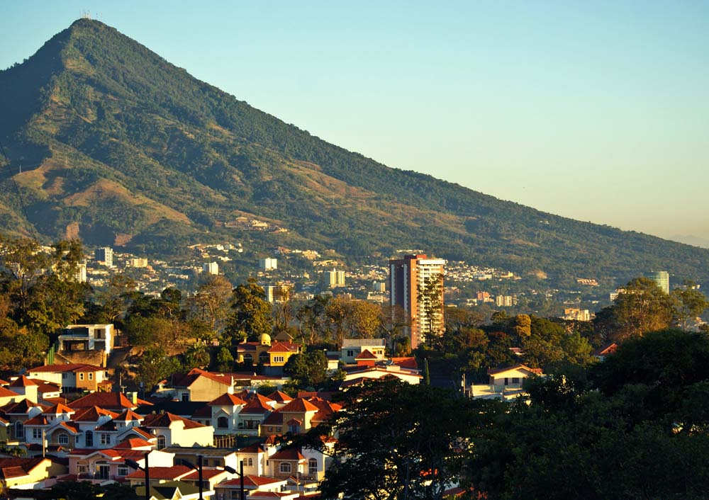 San Salvador| Capital de El Salvador