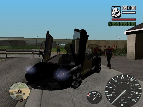 GTA San Andreas Extreme Edition Game Free Download