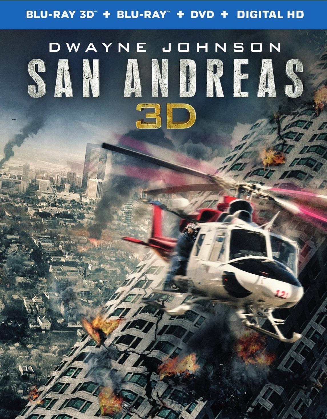 Terremoto La Falla De San Andres (2015) 1080p BD25 3D