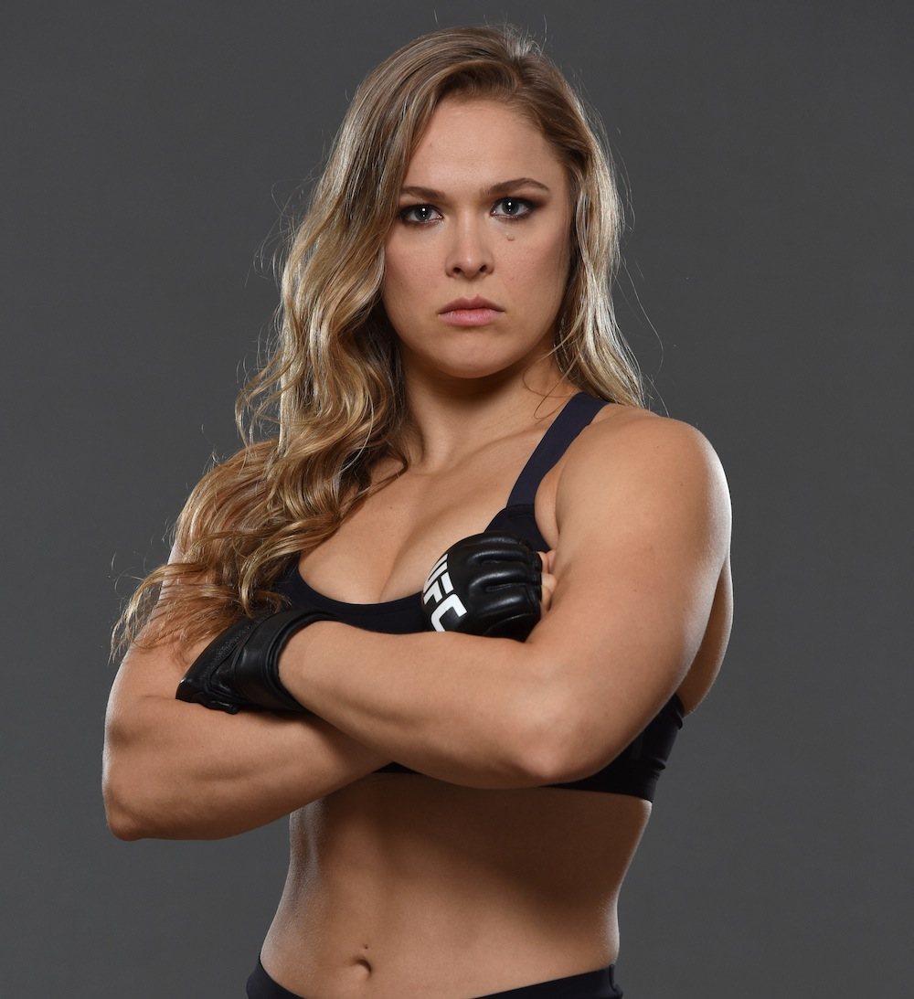 Ronda Rousey Made $62,500 Per second In Her Last UFC 207 Fight!