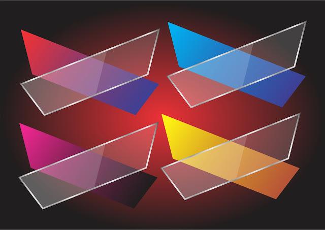 Coreldraw x7 VS Adobe illustrator: How to make Crystal/Glass Effects Best tips