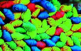 Properties  of synthetic fibre