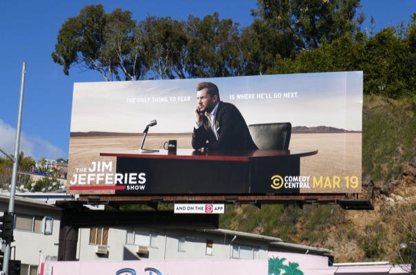 Jim Jefferies show season 3 billboard