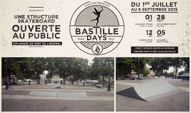 Paris Bastille Days modules