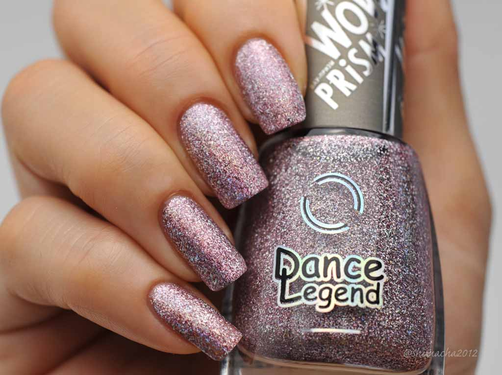 Dance Legend: Wow Prism collection 18 High Hopes