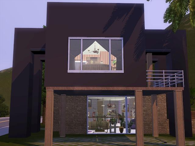télécharger villa sims 3 design