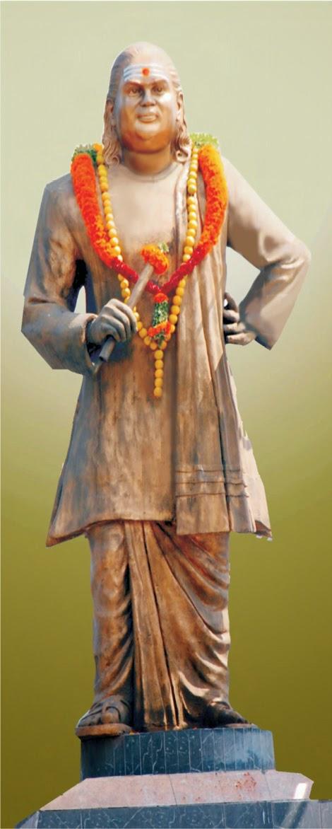 தேசியம் காத்த செம்மல் பசும்பொன் முத்துராமலிங்கர்