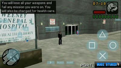 GTA Liberty City untuk PPSSPP Android 6