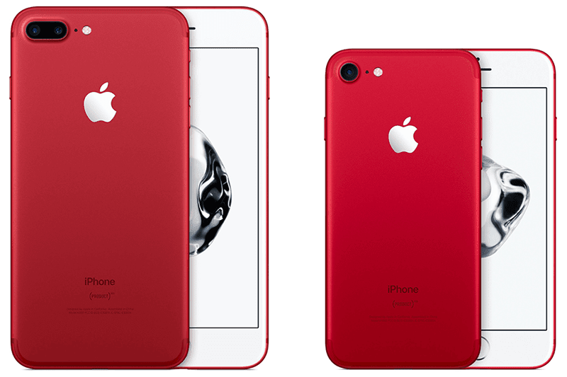 Apple iPhone 7 In Red And iPad 9.7 2017 Now Official