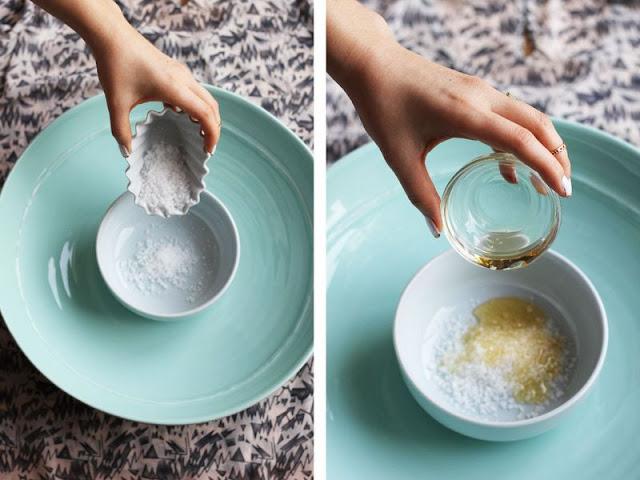 Cách làm mềm da tay hiệu quả với Muối Biển bạn đã thử chưa?