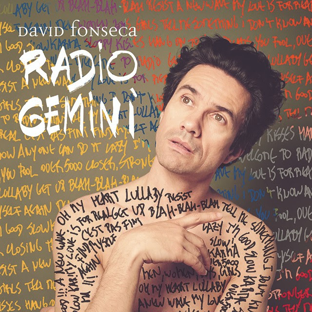 Maio traz novo disco de David Fonseca... e tour!