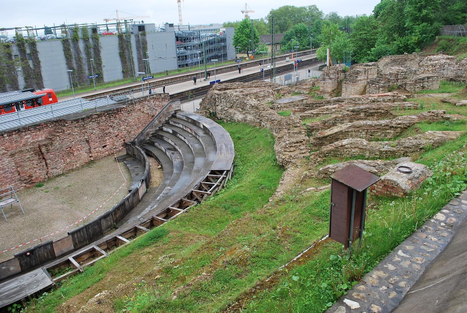 Antique Entertainment Next Stop Mainz Romisches Theater