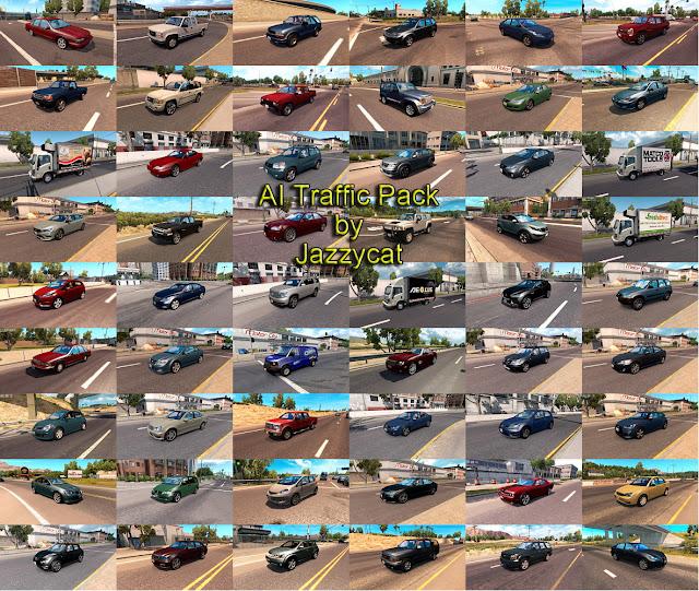 ats ai traffic pack v5.7 screenshots 2