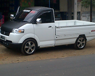 modifikasi mobil pick up kijang modifikasi mobil pick up mitsubishi t120ss