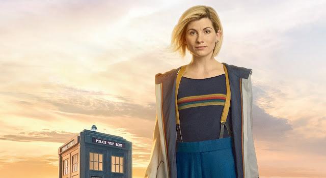 """DOCTOR WHO   il conto alla rovescia è iniziato, ecco il nuovo trailer dello speciale natalizio """"Twice Upon a Time"""""""
