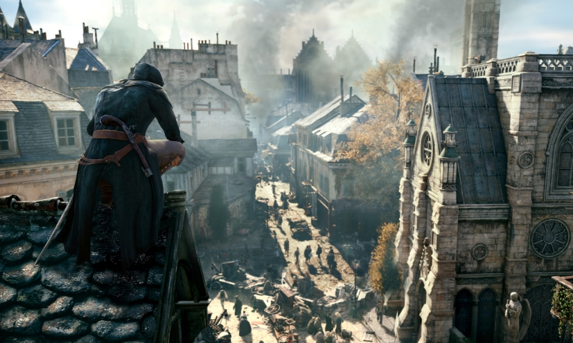 Assassins Creed Unity Gold Edition PC Full Español