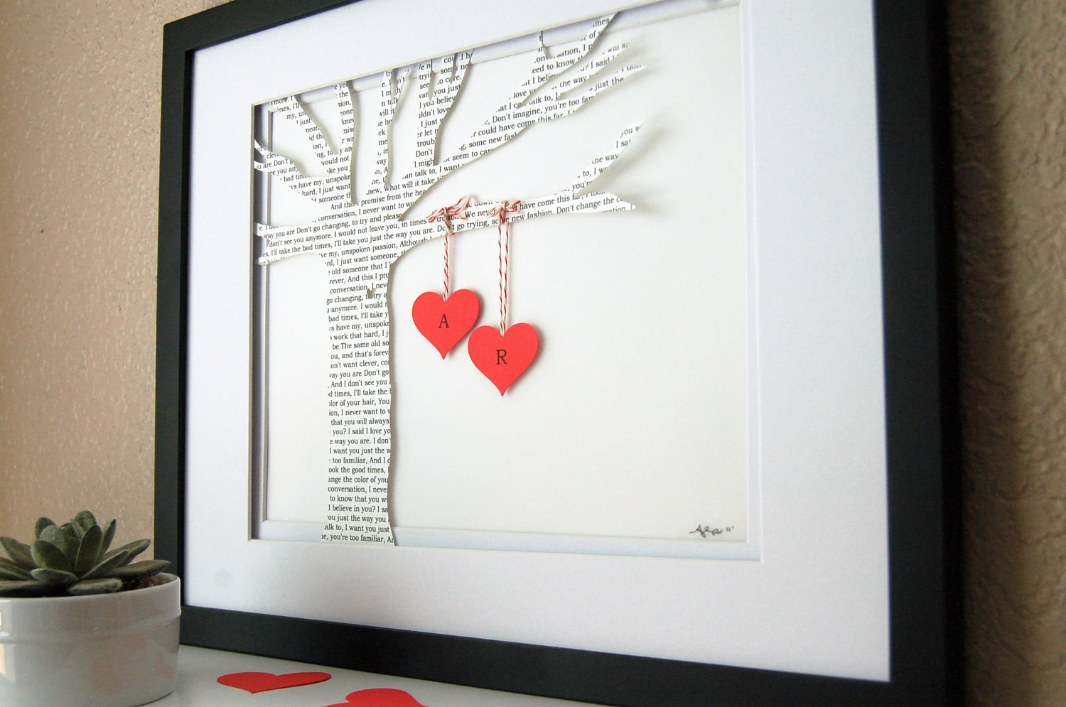 Wedding Anniversary Gifts For Couples: Oh-So-Bored-And-Crafty: April 2012