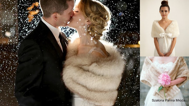 Nakrycia na suknię ślubną
