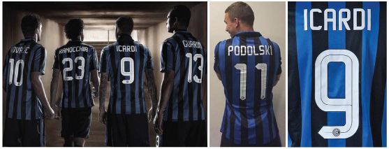 75b4da17fd0 Football teams shirt and kits fan  Font Inter Milan 2015 16 kits