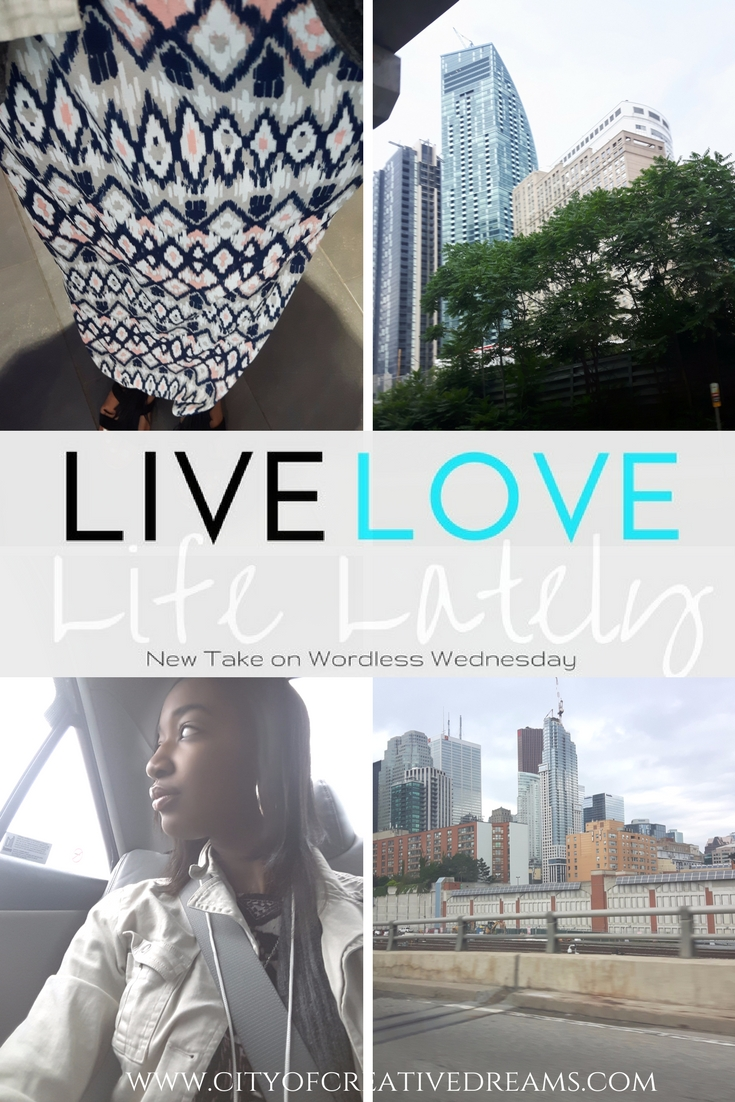 LIVE LOVE LIFE LATELY | City of Creative Dreams