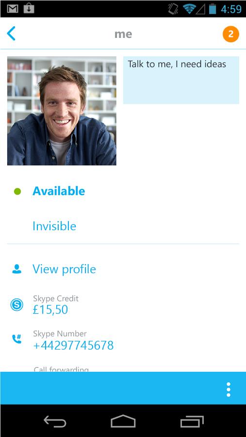 Skype Flirt Chat