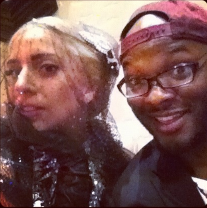 Lady Gaga And Vincent ...