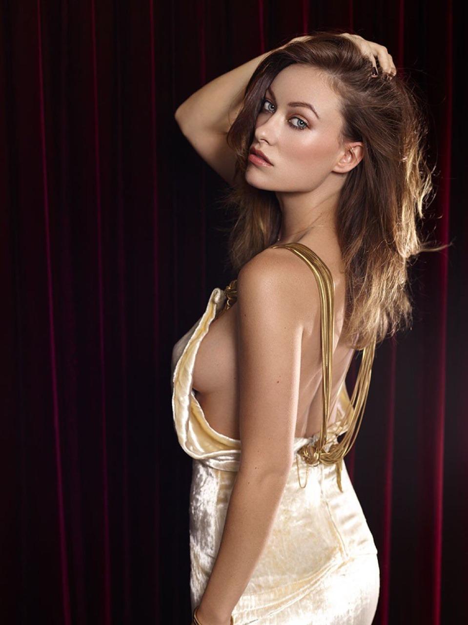 Фото актриси Олівії Вайлд
