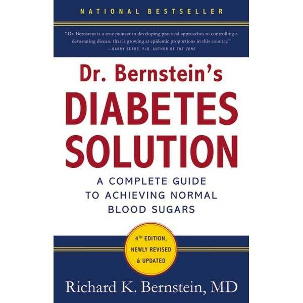 solución para la diabetes richard bernstein