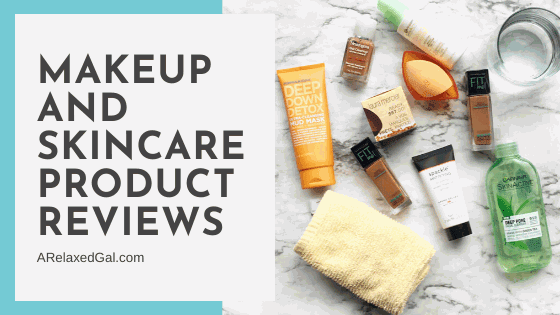 Product reviews of makeup for women of color and skincare for oily skin. | A Relaxed Gal