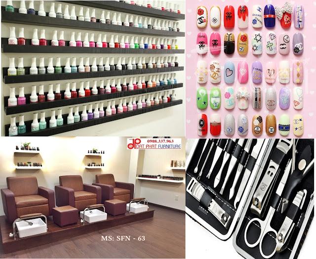 Kinh doanh Nail hiệu quả, kinh doanh tiệm nail hiệu quả, ghế làm nail, mẫu ghế nail mới, thiết kế trang trí tiệm nail, kinh doanh tiệm nail