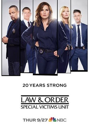 Law e Order SVU - 20ª Temporada Torrent