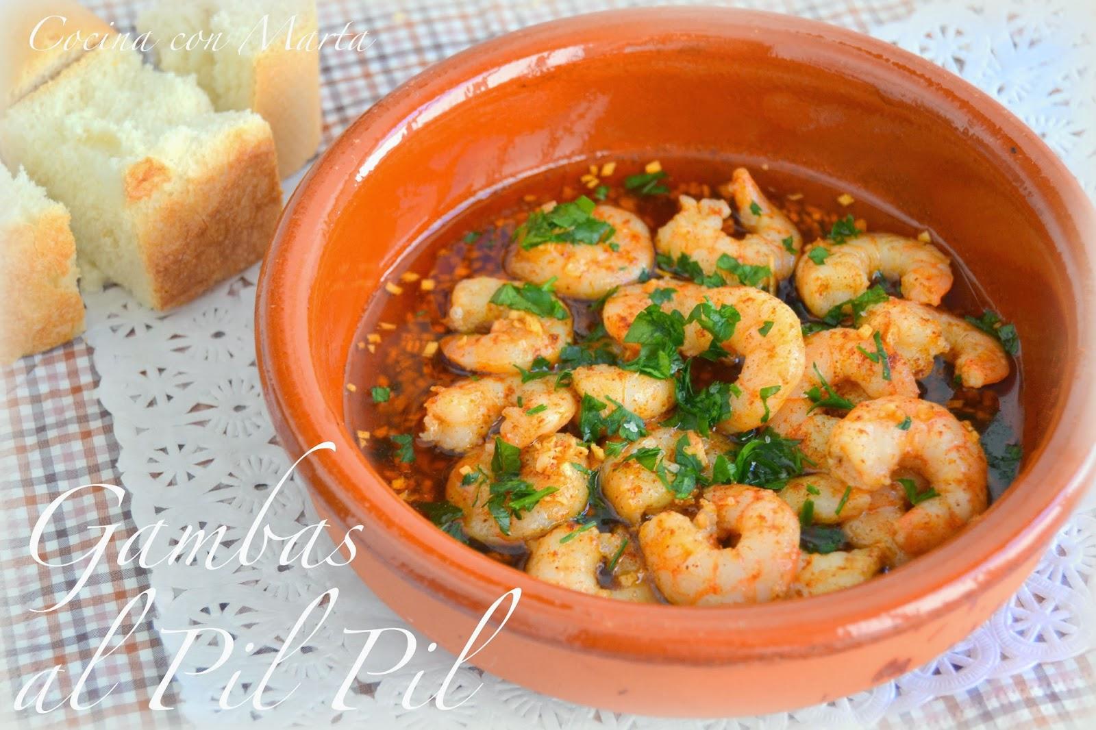 Cocina con Marta Recetas fciles rpidas y caseras Para picar