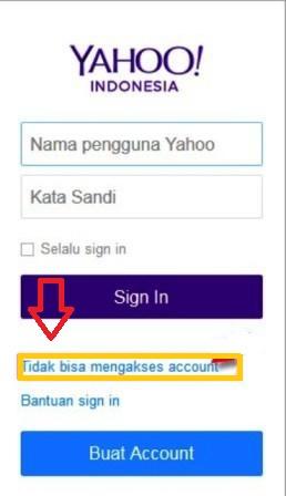 Lupa Password Yahoo Anda? Ini Dia Solusinya