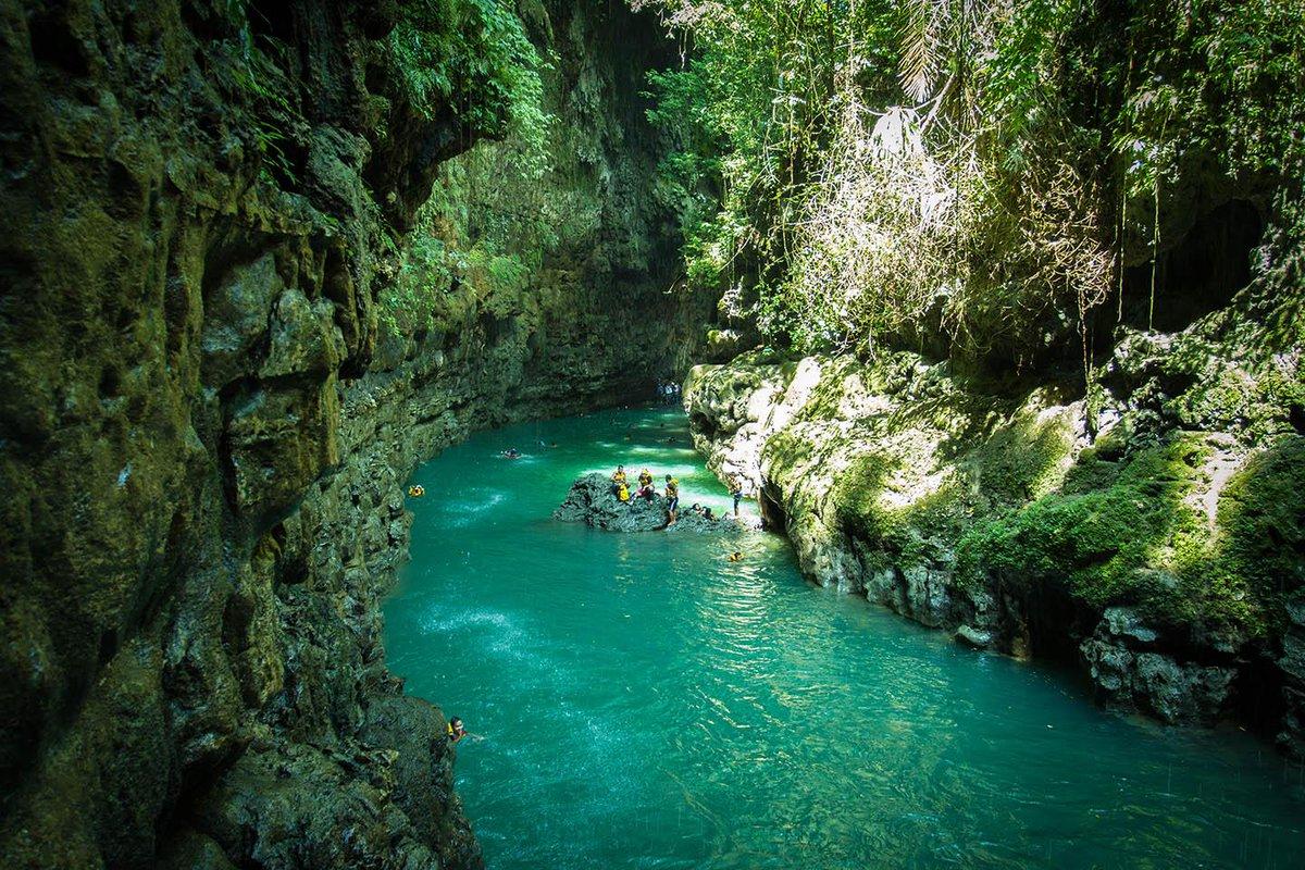 Tempat Wisata Pangandaran Green Canyon