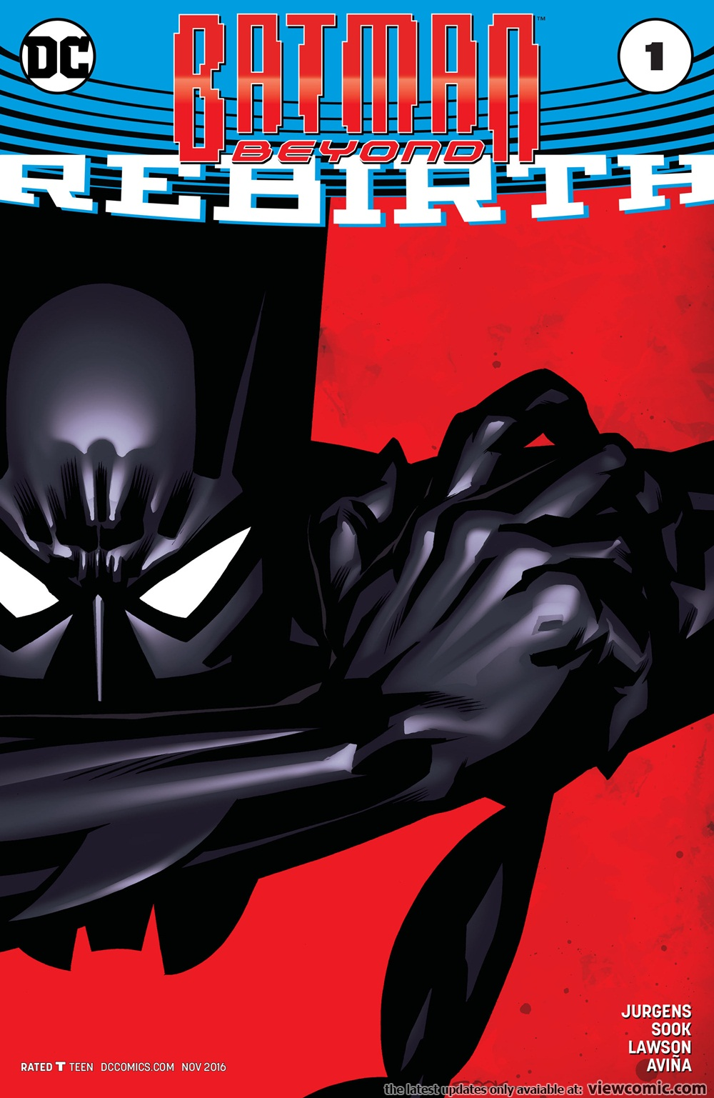 Batman Beyond v5 – Rebirth 001 (2016)  | Vietcomic.net reading comics online for free