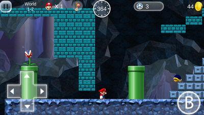 Super Mario 2 HD APK MOD 1 0 build 20 (Unlocked, Unlimited