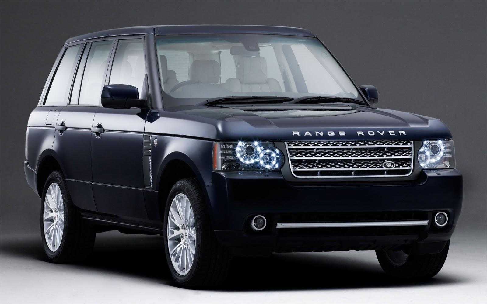 15 Range Rover HD Desktop Wallpapers