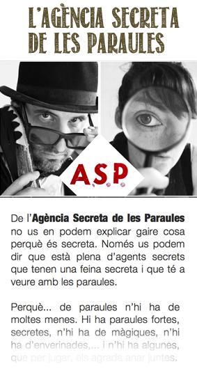 L'Agència Secreta de les Paraules