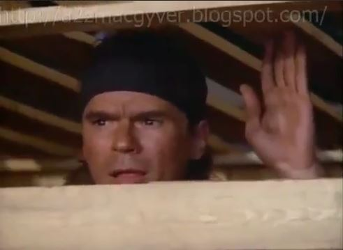 Macgyver S05e01 The Legend Of The Holy Rose Part 1 A2z Macgyver