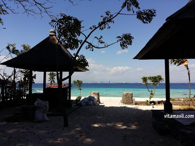 Pulau Samalona, Makassar  Sulawesi Selatan