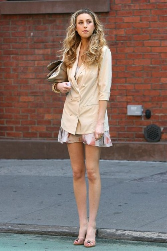 Fashion and Freedom: Whitney Port, style icon