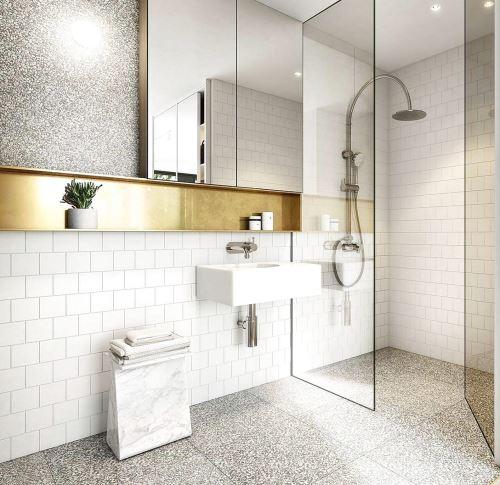 kamar mandi hotel minimalis