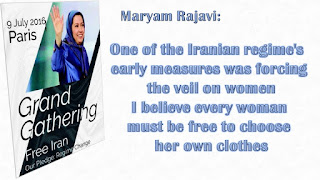 France Culture Radio interviews Maryam Rajavi: The voice of Iranian Resistance 01 June 2016