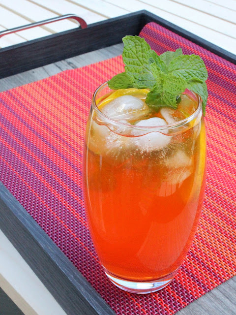 5 Cocktails to Celebrate the First Days of Summer- Mango Sunrise