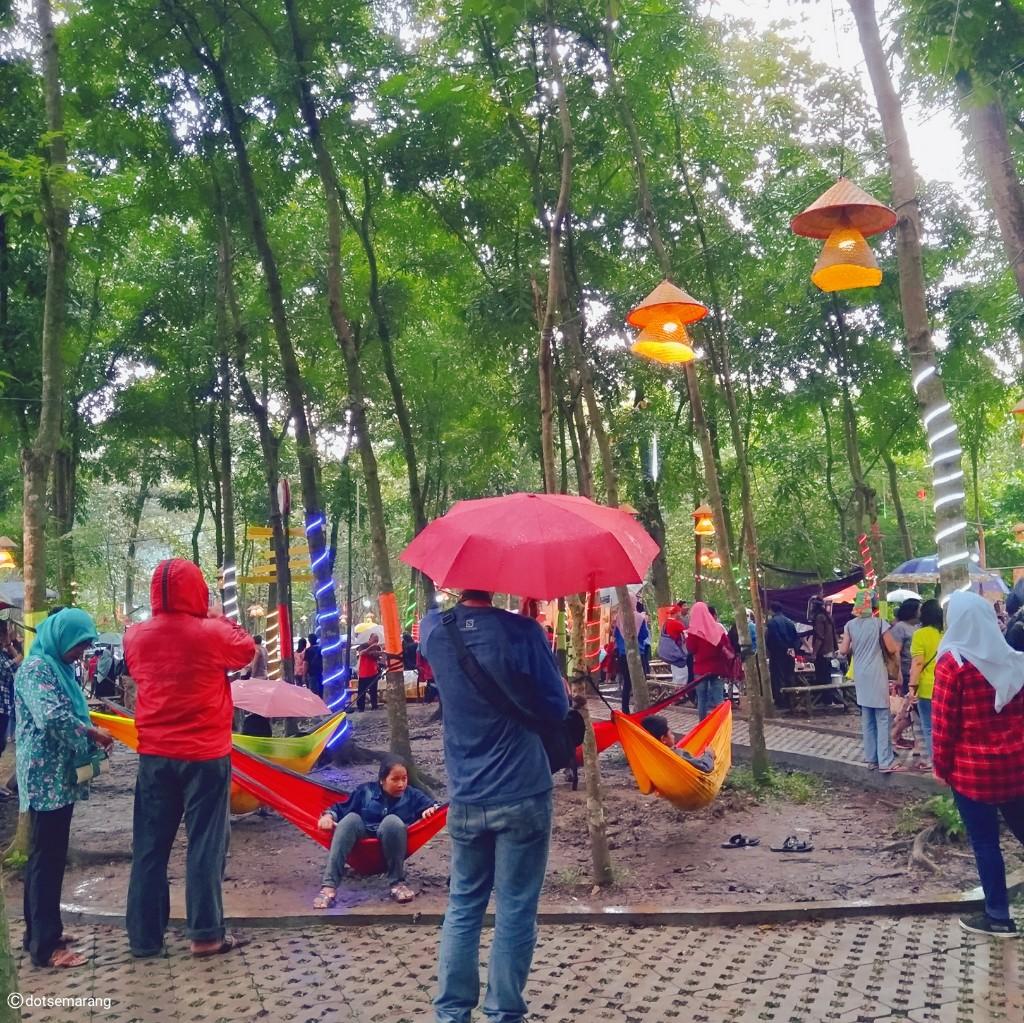 1 Tahun Pasar Semarangan