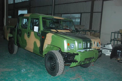 See New Vehicles Innoson Manufactured For Nigeria Army