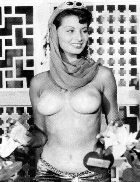 sophia loren jayne mansfield nude