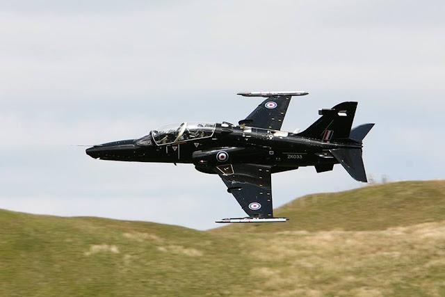 RAF second Hawk training squadron
